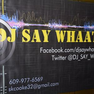 DJ SAY WHAAT!! BOMB SESSION!! Flashback Friday 4-5p 101.1 The Fam