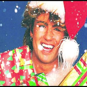 merry christmas,,,,,,, gold 80's