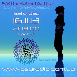 Special Guest: SXtheMadArtist - Luminous In Orb