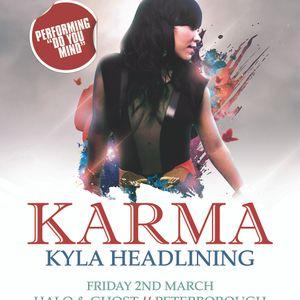 Karma: Friday 2nd March 2012 - Vol.7