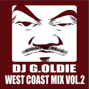 DJ G.Oldie WEST COAST MIX VOL.2