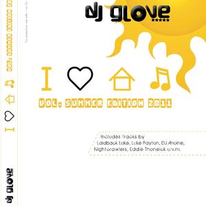 DJ Glove - I love House vol. Summer Edition 2011