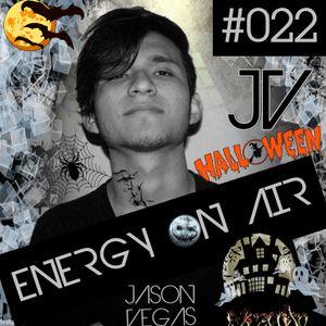 JasonVegas presents Energy On Air #022