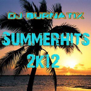 DJ Burnatix - Ultimative Summerhits 2k12