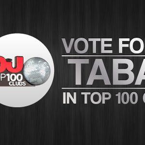 VOTE TABARIN CLUB BRNO ON DJMAG