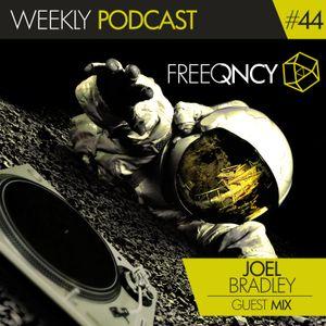 FREEQNCY SET # 44 Joel Bradley - June 2015