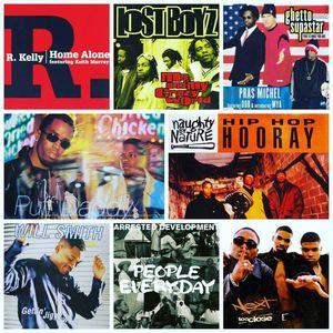 Ryan the DJ - 90's Hip Hop and R&B Mix