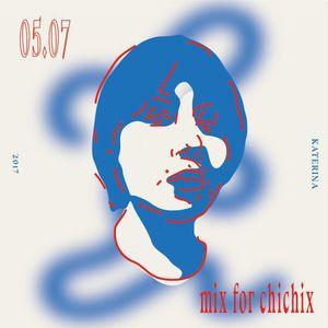 Sharkeisha - Mix for Chichix