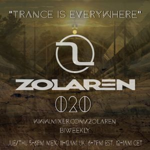 """""""TRANCE IS EVERYWHERE"""" SESSION 020"""