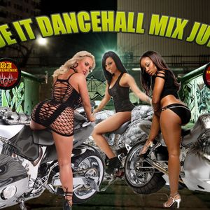 GYAL RIDE IT {DANCEHALL MIX} JUNE 2017 by djinfluence