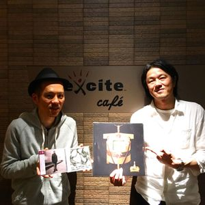 rings radio hosted by Masaaki Hara feat. Ken Sugai | dublab.jp RC170 @ excite cafe(23May2018)