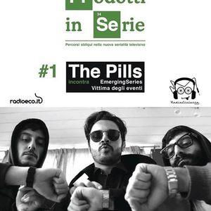 The Pills @ Teatro Lux - L'intervista di Radiocicletta