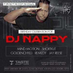 DJ Nappy's Birthday 2015