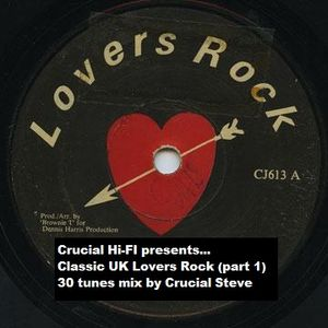 Crucial Hi-Fi presents Classic UK Lovers Rock (part 1)