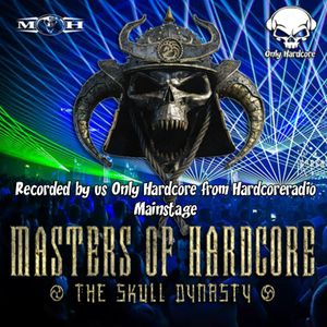 Angerfist Live & Miss K8 Live - Masters of Hardcore - The Skull Dynasty