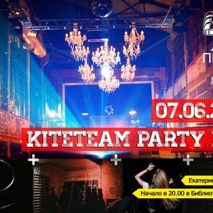 Igor Kremnev - KiteTeam Party Dom Pechaty (07.06.2014)