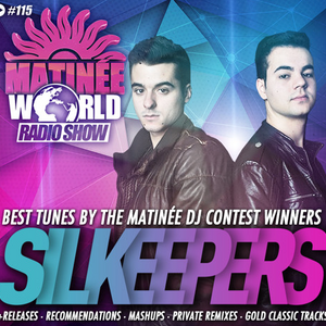 [Podcast] Silkeepers @ Matinée World Radio Show