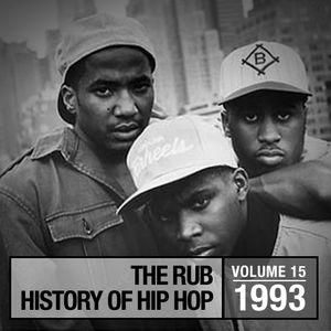 Hip-Hop History 1993 Mix