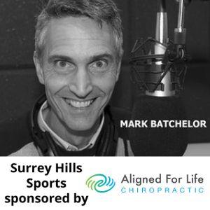 Surrey Hills Sport with Mark B - 24 10 2015
