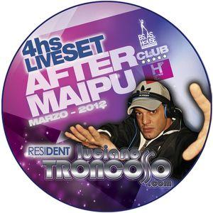 NUEVO DJ SET CLUB@MAIPU - MARZO 2012 - LUCIANO TRONCOSO 4hs LIVE SET