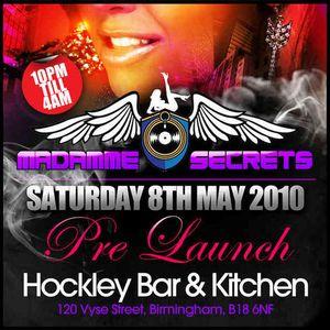 Madamme Secrets Pre-launch Promo