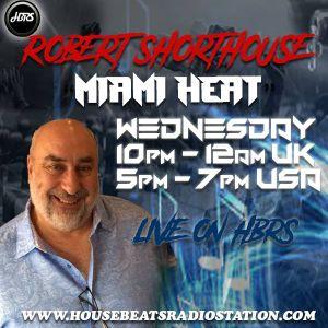 DJ Rhouse -  September 19, 2018 Housebeatsradiostation.com mix