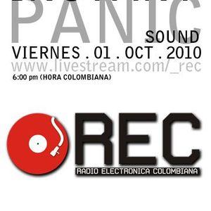 INSTANT PANIC SOUND @ REC