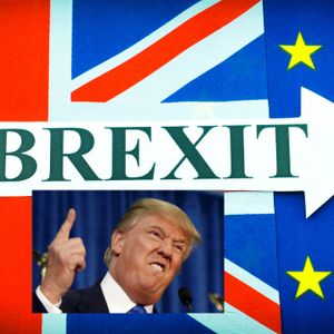 Does Brexit imply Donald Trump will become President?