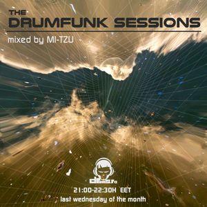 Drumfunk Sessions w/ DJ Trax (guest mix), Mi-tzu