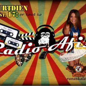 Radio Afiša 17. maijs