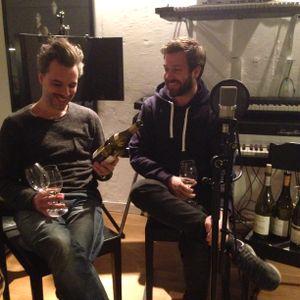 Dela en flaska - med Robert Andersson och Maximilian Mellfors
