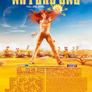 Hardwell - Live @ Nature One Festival 2012, Alemanha (04.08.2012)