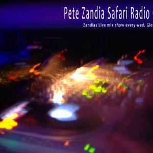 Pete Zandia@Safari radio GR