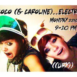 Coco(& Caroline)..Electro Magic Motown Mashup 221110