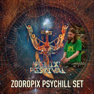 Zooropix @ Fenix Festival - Psychill set 20.5.2017