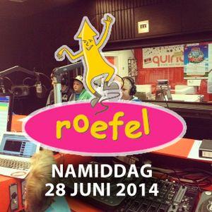Kennismakingsworkshop Radio Roefeldag Lendelede te Quindo : namiddag 28 juni 2014