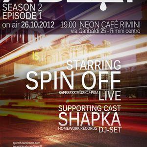 Shapka mix - X Beat 2x01