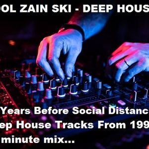 30 Years Before Social Distancing - DEEP HOUSE from 1990 - part 3