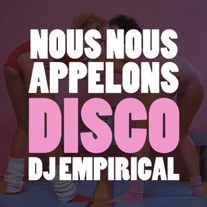 Nous Nous Appelons Disco