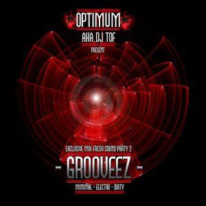 GROOVEEZ - DJ OPTIMUM