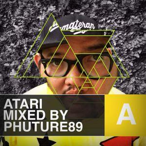 ATARI A mixed by Phuture89 (Jan 2015)