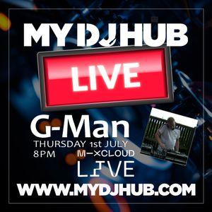 My DJ Hub : Gman (The Third Set)