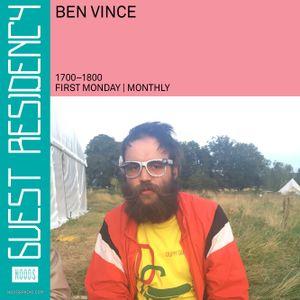 Ben Vince: 2nd September '19