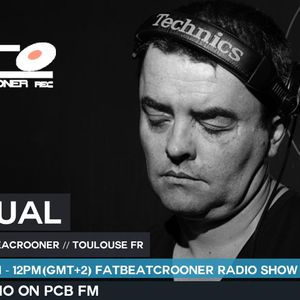 FATBEATCROONER  RADIO SHOW APRIL 2015 MIXED BY DJ SQUAL