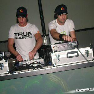 Dandy b2b Mattan live at 3rd Hungarian DJ Festival in Expo Center, Pécs 2009.03.14.