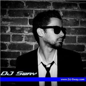 DJ Sway-July 2011 Top 40 electro mix