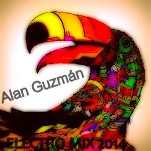 Mix Electronica 2014 Alan Guzman