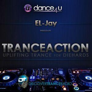 EL-Jay presents TranceAction 057, Promotion Set -2013.01