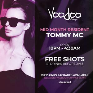 Tommy Mc - Voodoo 19' Mix