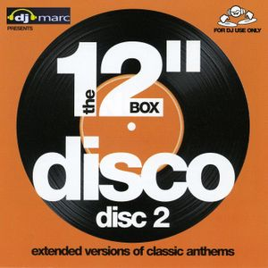 Dj.Marc - The 12 Inch Box Disco CD2